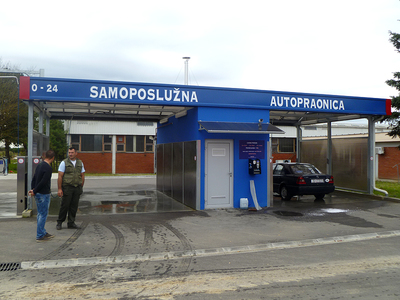 SELF-SERVICE CAR WASH KRIŽ