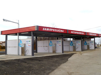 SELF-SERVICE CAR WASH IVANEC