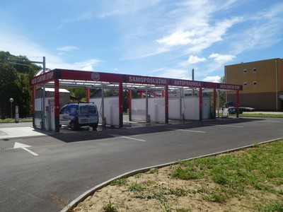 SELF-SERVICE CAR WASH KRAPINA