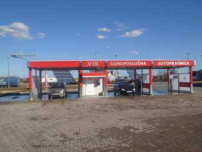 SELF-SERVICE CAR WASH VIROVITICA