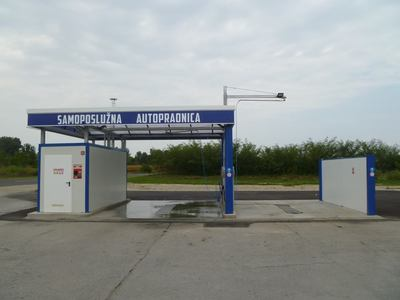 SELF-SERVICE CAR WASH HRŽENICA