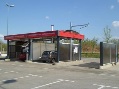 SELF-SERVICE CAR WASH KOPRIVNICA