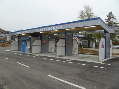 SELF-SERVICE CAR WASH ZAPREŠIĆ