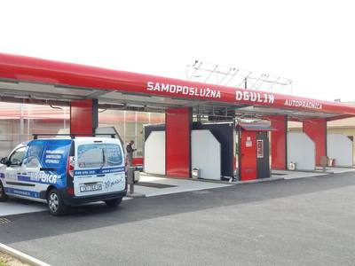 SELF-SERVICE CAR WASH OGULIN